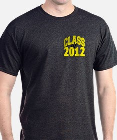 Class of 2012 (yellow) T-Shirt