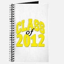 Class of 2012 (yellow) Journal