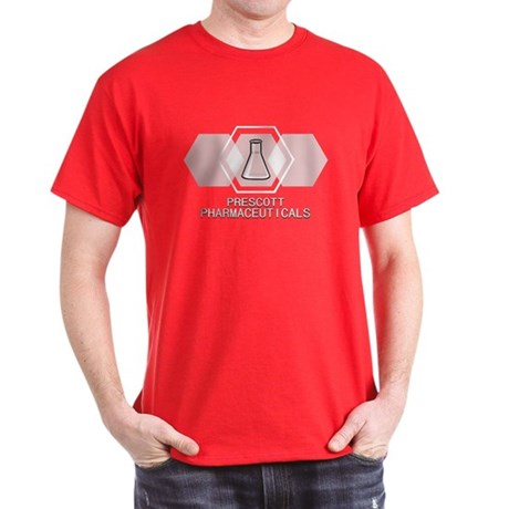 Prescott Pharmaceuticals Dark T-Shirt