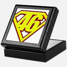 VRSM Keepsake Box