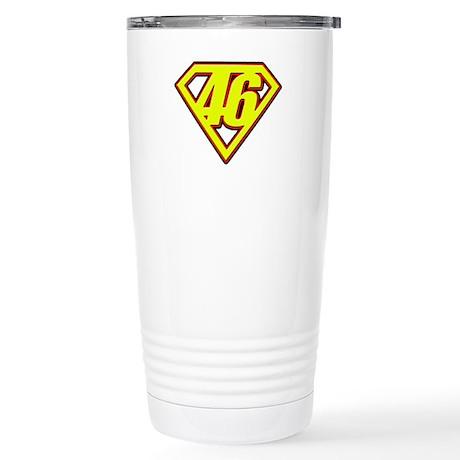 VRSM Stainless Steel Travel Mug