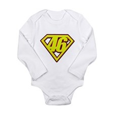 VRSM Long Sleeve Infant Bodysuit
