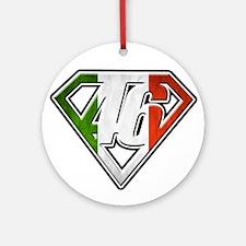VRSMflag Ornament (Round)