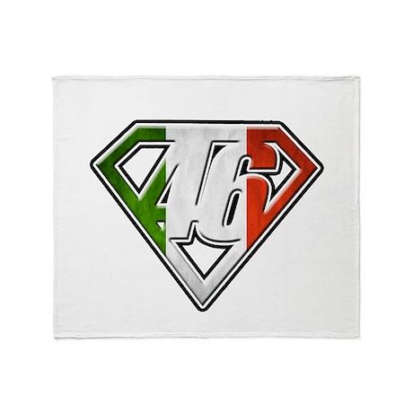 VRSMflag Throw Blanket