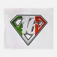 VRSMflag Throw Blanket