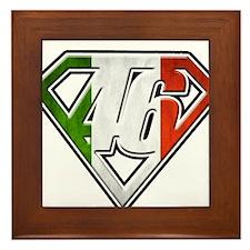 VRSMflag Framed Tile