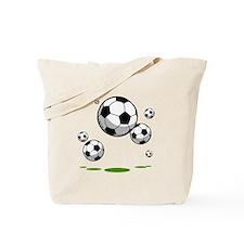 Soccer (12) Tote Bag