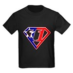 BSSMflag Kids Dark T-Shirt
