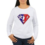 BSSMflag Women's Long Sleeve T-Shirt