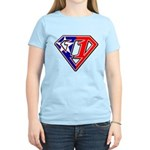 BSSMflag Women's Light T-Shirt