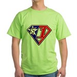 BSSMflag Green T-Shirt