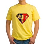 BSSMflag Yellow T-Shirt