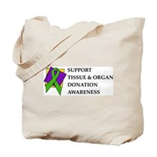 Support Donation Tote Bag