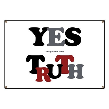 Yes Truth Banner