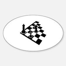 Chessboard chess Decal