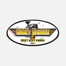 Honey Badger Top Gun Wingman Patches