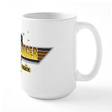 Honey Badger Top Gun Wingman Mug