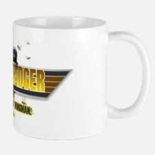 Honey Badger Top Gun Wingman Mug