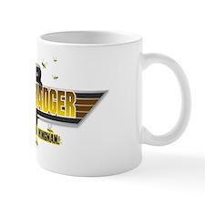 Honey Badger Top Gun Wingman Small Mug