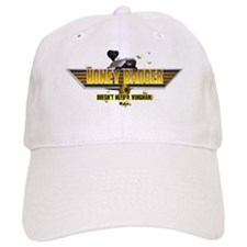 Honey Badger Top Gun Wingman Baseball Cap