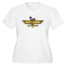 Honey Badger Top Gun Wingman T-Shirt