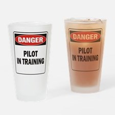 Pilot Drinking Glass