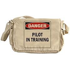 Pilot Messenger Bag