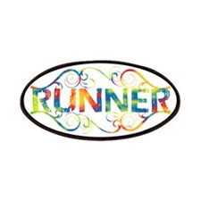 Colorful Runner Patches