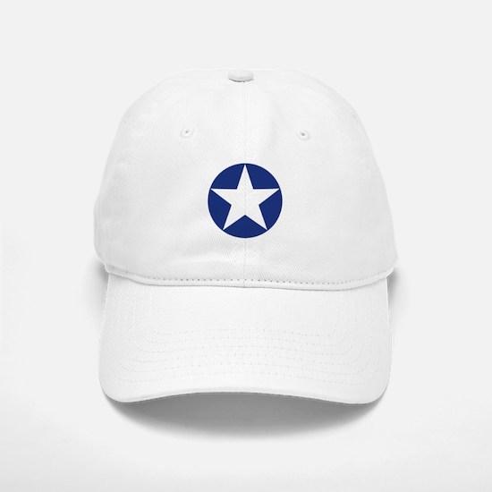 U.S. Star Baseball Baseball Cap