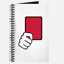 Referee red card Journal