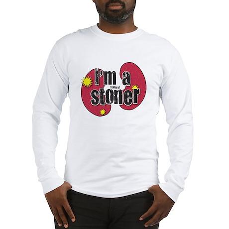 Kidney Stoner Long Sleeve T-Shirt