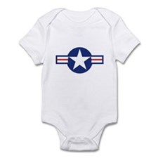 Star & Bar Infant Bodysuit