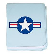 Star & Bar baby blanket