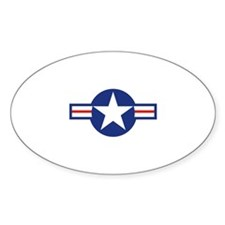 Star & Bar Decal