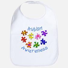 Autism Awareness Bib