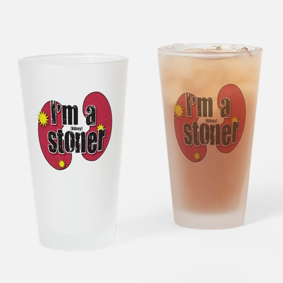 Kidney Stoner Drinking Glass