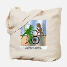 Dinosaurs @ Health Clubs? Tote Bag