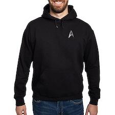 Star Trek Command Badge Hoodie