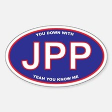 You Down with JPP Decal