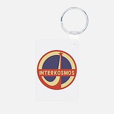 Interkosmos Keychains