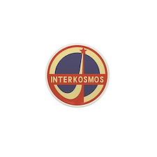 Interkosmos Mini Button