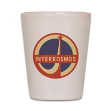 Interkosmos Shot Glass