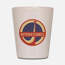 Interkosmos Shot Glass