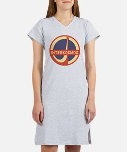 Interkosmos Women's Nightshirt