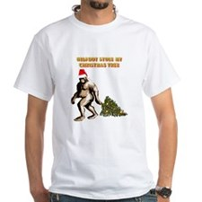 BIGFOOT STOLE MY CHRISTMAS TR Shirt
