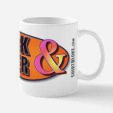 Black & Bitter 11 oz Coffee Mug