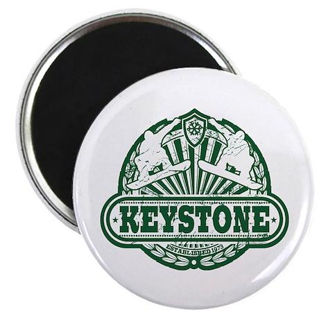 Keystone Vintage Magnet