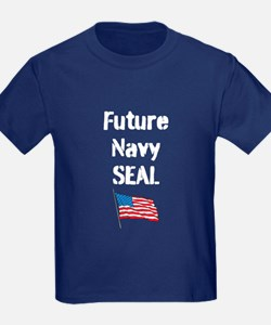 Future Seal Kids T-Shirt