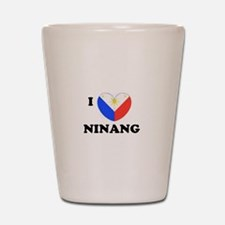 Unique Ninang Shot Glass