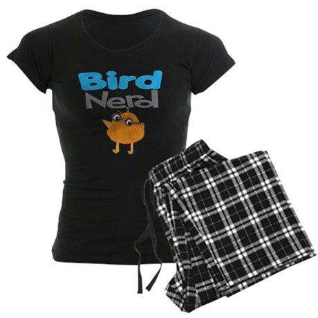 Bird Nerd Women's Dark Pajamas